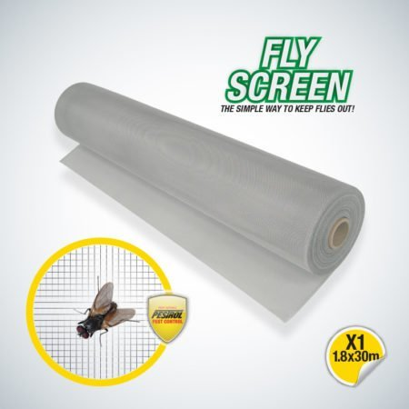 Insect screens 1.8m x 30m – 1 roll