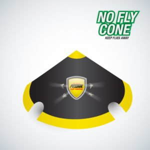 Pestrol No fly cone x5