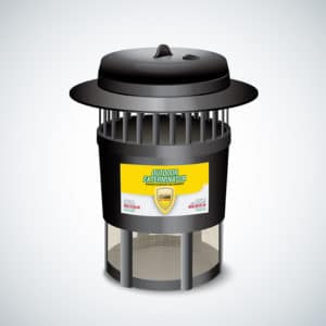 Pestrol outdoor exterminator mosquito trap