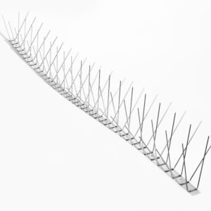 Full stainless steel bird spikes