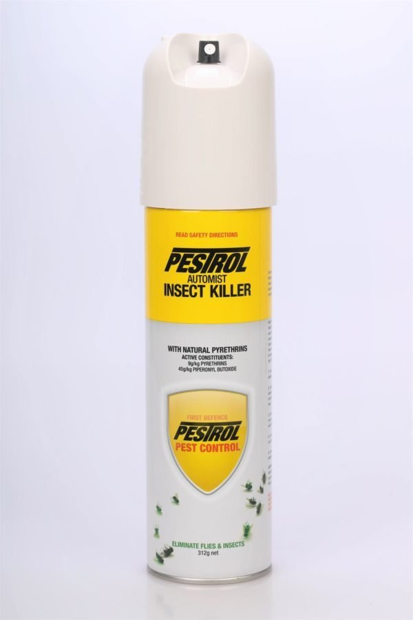 outdoor insect dispenser