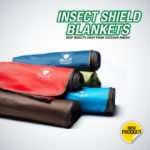 Pestrol Insect Shield Outdoor Blanket