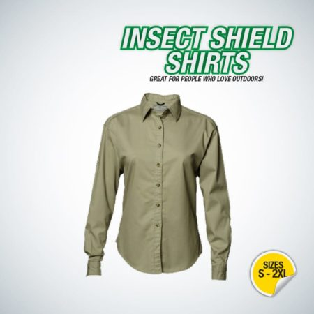 Insect Shield Women's Shirt