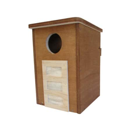 Possum nesting box