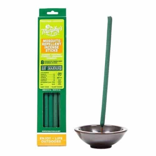 Insect repellent incense sticks
