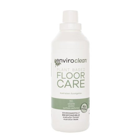 Plant Based Floor Care