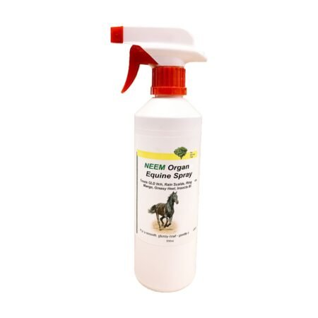 Neem Organic Equine Spray - 500ml Spray