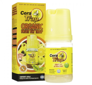 Organic Fruit Fly Trap – Cera Trap