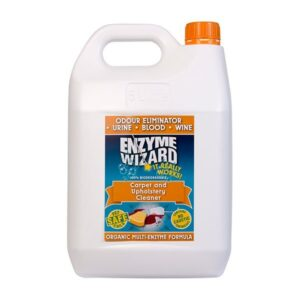 Enzyme Wizard Carpet & Upholstery Cleaner - 5 Litre