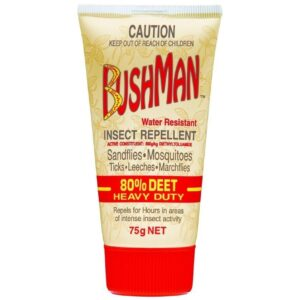 Bushman - Insect Repellent Ultra Dry Gel 75g