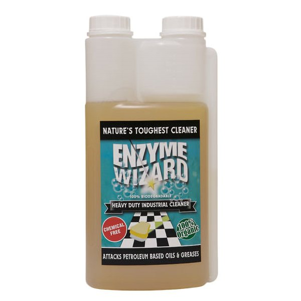 Enzyme Wizard Heavy Duty Floor & Surface Cleaner - 1L