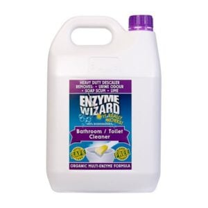 Enzyme Wizard Bathroom & Toilet Cleaner - 5 Litre Spray