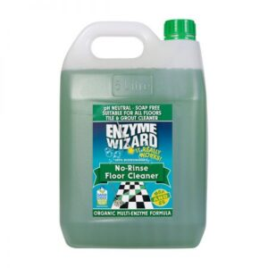 Enzyme Wizard - No Rinse Floor Cleaner 5 Litre