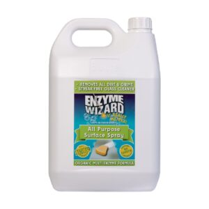 Enzyme Wizard All Purpose Surface Spray - 5 Litre