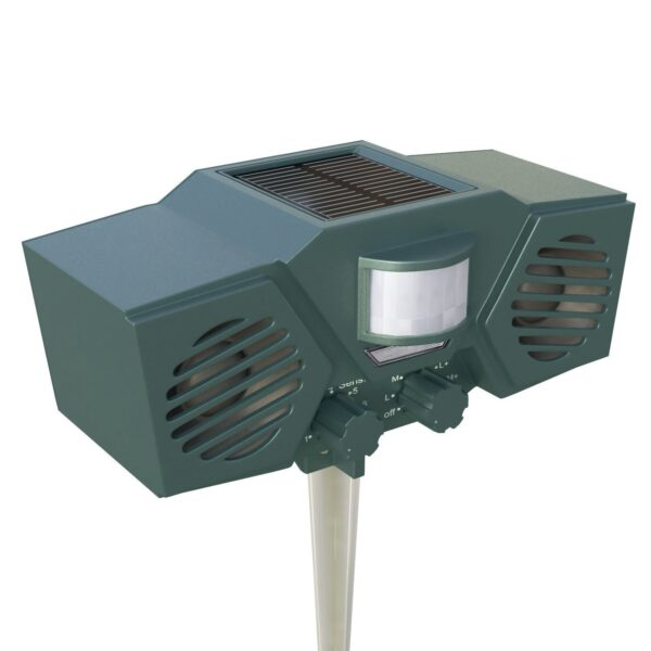 Solar Animal Repeller