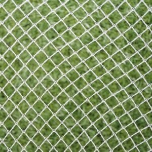 Wildlife Safe White Diamond Bird Netting