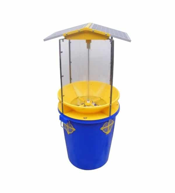 Solar Mosquito Trap - Large Area Insect Control