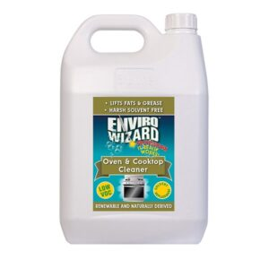 Enviro Wizard Oven & Cooktop Cleaner - 5L