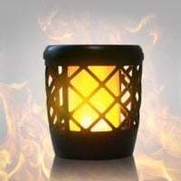 Solarmate LED Flame Light