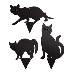 Cat Deterrent Decoy 3 Pack