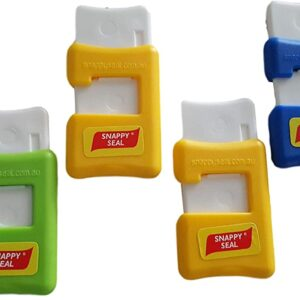 Snappy Seal Magnetic Bag Clips