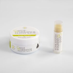 Good Riddance Rescue Balm