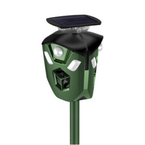 Solar Outdoor Animal Repeller 360