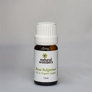 Rose Bulgarian Essential Oil Blend 12ml