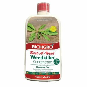 Richgro 1L Beat-A-Weed Natural Weedkiller Concentrate